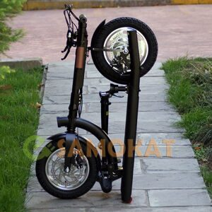 e-scooter 1000w с сиденьем